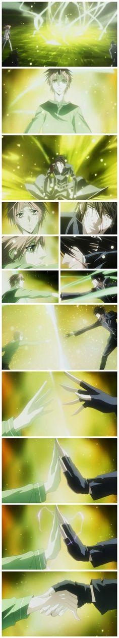 Uraboku - Connected Hearts - Last episode of anime