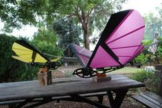 WANT!  a real RC ornithopter!!!  holy crap thats awesome.