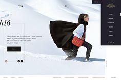 Web | Hermès Concept on Behance