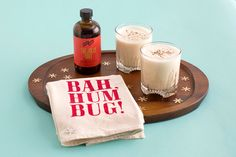 Stay warm with Jolly Brit Honey Bourbon cocktail.