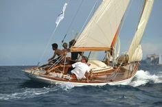 8mR yachts - 'Mikado' 42ft, Fife Iii, Iii Clyde, 42Ft 12 80M,