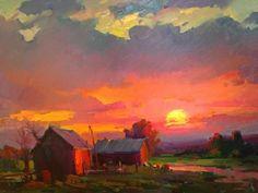Ovanes Berberian ? Kneeland Gallery | Sun Valley