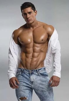 Hot Men, Hot Guys, Sexy Guys, Muscle Hunks, Muscular Men, Body Motivation, Male Physique, Attractive Men, Male Body