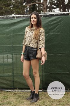 Outside Lands Fashion Portraits | Mighty Girl