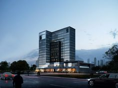 China Mobile Building | OpenBuildings