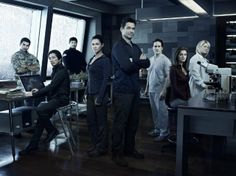 Helix (TV Series 2014– ) It's creepy and a little gross, but I love it.