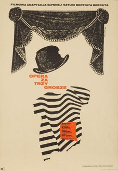 Eryk Lipiński - Opera za trzy grosze, 1968 r.
