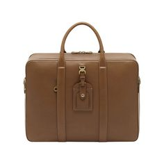 Mulberry - Matthew 24 Hour Bag in Oak Micrograin Calf