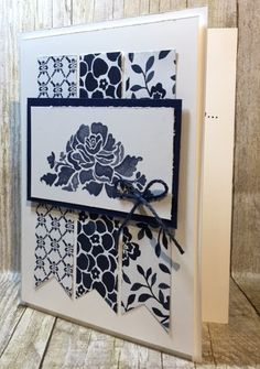 This traditional look is a must for your crafting collection!