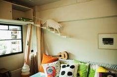 小林 マナさん 小林 恭さん 『遊び心溢れる空間デザイナーの家』