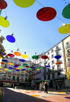Confetti Light, being a colorful and innovative project, was designed by Spanish architect Sergio Sebatian.