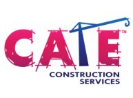 Logo Design - CATE Construction Services
