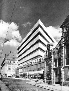 KOP Office Building, Turku, Finland, 1962 (Viljo Revell)