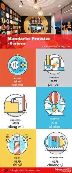 Business related Vocabulary - For more info please contact: bodi.li@mandarinhouse.cn The best Mandarin School in China