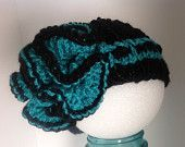 Hand Knit Baby Hat Pattern: Side Coquette