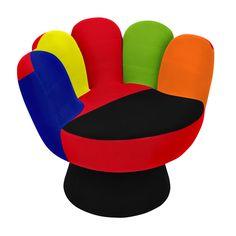 Lumisource Mitt Chair.