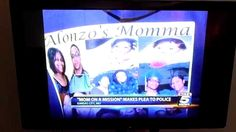 KCTV 5, October 28, 2014. Momma On a Mission - Alonzo Thomas IV unsolved...