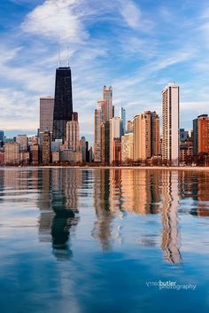 Chicago in the morning. Barry Butler, Your Take
