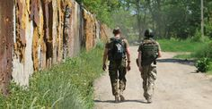 8 Days on the Front Line of the Ukraine War