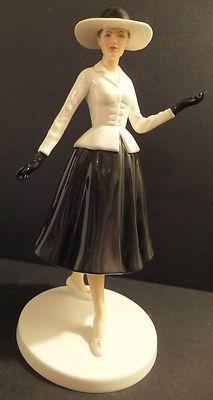 Royal Doulton Fashion Through The Decades 1940's Judy HN5594 Brand New Limited | eBay