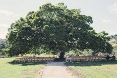 Triple S Ranch Napa, CA | Rustic Ceremony | Ranch Wedding | Best Rustic Wedding Venues in California | PC: Anne-Claire Brun
