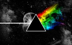 4K Wallpaper Pink Floyd Dark Side of the Moon