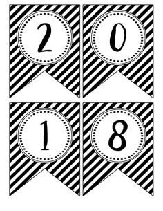 Print the Gradutaion Banner Free Printables . Free Printable banner flags for a black and white gradutaion party.{ 2016 Graduation Banner } here Graduation Banner, Graduation Party Decor, Grad Parties, College Graduation, Banner Letters, Wall Banner, Free Printable Banner, Free Printables, Printable Paper