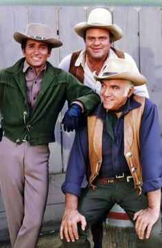 Joe ,Hoss and Ben