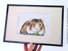 Did you know that field hamsters are such cute? ! This sweetie is available as original painting in my onlineshops wandklex.dawanda.com and wandklex.etsy.com.  #wandklex #malerei #handgemalt #aquarell #watercolor #watercolour #tier #tierportrait #illustration #feldhamster #fieldhamster #hamster #hamsterlove #etsy #dawanda #dawandade  #dawandaseller #kinderzimmerdeko #nurserydecor  #hamstersofinstagram #hamsterlove
