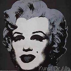 Andy Warhol - Marilyn Monroe, 1967