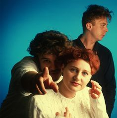 Cocteau Twins | © Andrew Catlin Good Music, My Music, Cocteau Twins, Like A Rolling Stone, Dream Pop, Music And Movement, Punk Goth, Alternative Music, Music Icon