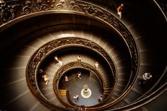 Vatican Museums in Rome.