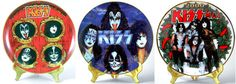 1999 KISS Collectible Plates