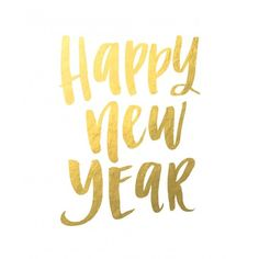 happy new year ❤ liked on Polyvore featuring home, home decor, holiday decorations, new years eve and text