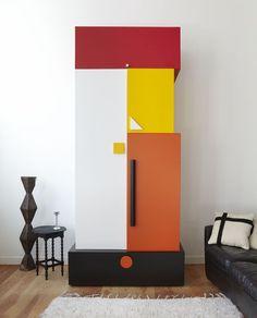 Memphis Design Movement, 1981-1985. Cool furnishings, rebellious design.