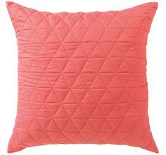 Vivid Coordinates European Pillowcase Melon - Shop