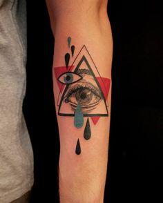 """Lorenzo """"Loreprod"""" Anzini, tattoo artist"""