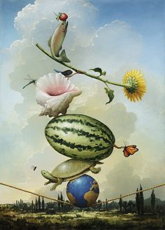 * Kevin Sloan - - - The Peaceable Kingdom - (007-002)