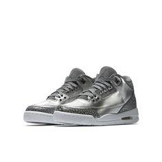 Nike Air Jordan 3 Retro (AA1243-020) Chrome  Metallic Silver  USD 200 HKD 1570 Pre Order and Release on 15 Nov #solecollector #dailysole #kicksonfire #nicekicks #kicksoftoday #kicks4sales #niketalk #igsneakercommuinty #kickstagram #sneakflies #hyperbeast #complexkicks #complex #jordandepot #jumpman23 #nike #kickscrew #kickscrewcom #shoesgame #nikes #black #summr #hk #usa #la #ball #random #girl #adidas