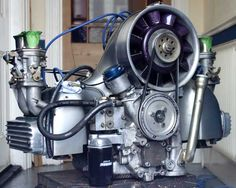 VW Type 4 Engine Performance | Ahnendorp BAS built 2.4 type 4 engine