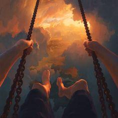 Alcancemos el cielo, el infinito, no sé, lo que tú quieras, pero juntos.