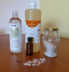 Make your own lotion. It's so easy!