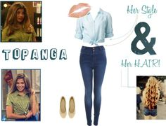 """""""Topanga Lawrence"""" by riantgorkette on Polyvore"""