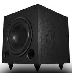 """TV Subwoofer Home Theater 125W 10"""" Rich Bass System High Powered Premium Sound  #AudioOSD"""