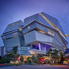 The Star by Andrew Bromberg of Aedas in Singapore.(2012)