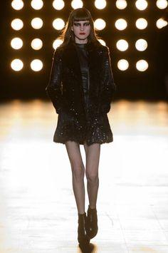 Saint Laurent - Collection automne hiver prêt-à-porter 2015-2016