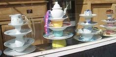 Quirky crockery