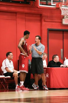 Troy Williams -- #IUCollegeBasketball