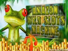 Amazon Wild Slots Machine  Android Game - playslack.com , attempt to find out the wealths hidden in Amazon location. Tap the button and rotate the wheels of a shinny slot machine. triumph an astonishing stake in this enjoyable game for Android. Watch the slot machine wheels with pictures of wild critters, equatorial crops, foreign sceneries. Trust your fortune and watch the pictures form one of many accomplishable paylines. compete bonus mini-games and increase your winnings.