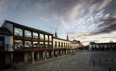 Plaza de Segovia. Navalcarnero | Flickr: Intercambio de fotos